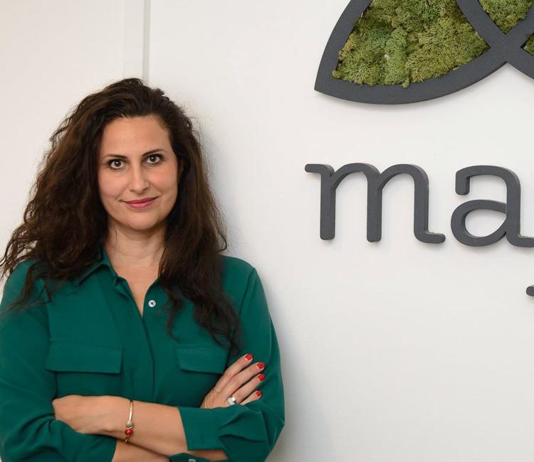 Maja Milićević učiteljica joge i meditacije