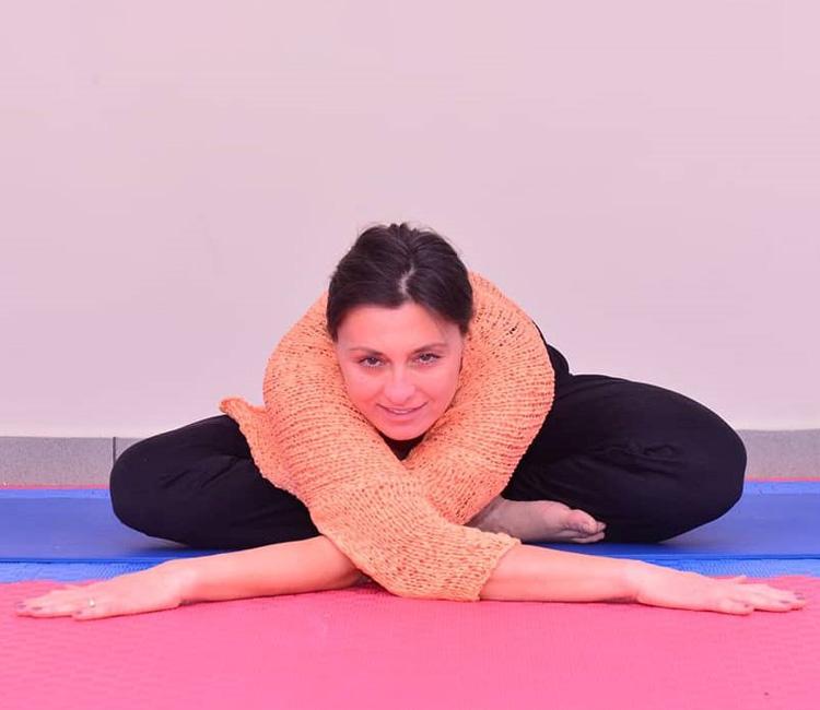 Suzana Puškaš učiteljica joge