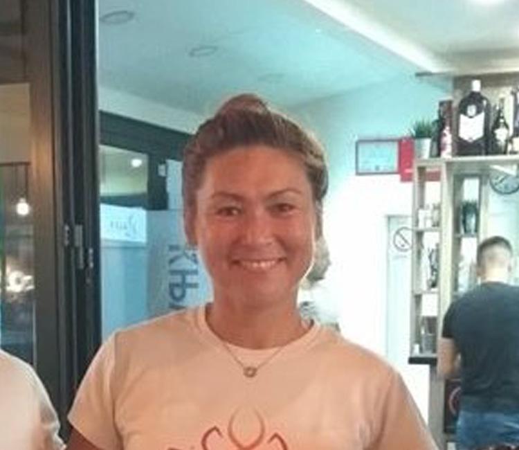 Wilhelmina Kanjer učiteljica joge