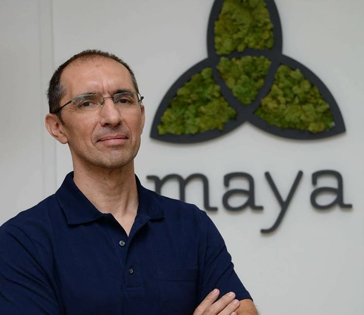 Dr Željko Mojsilović učitelj joge i instruktor Reiki yoge