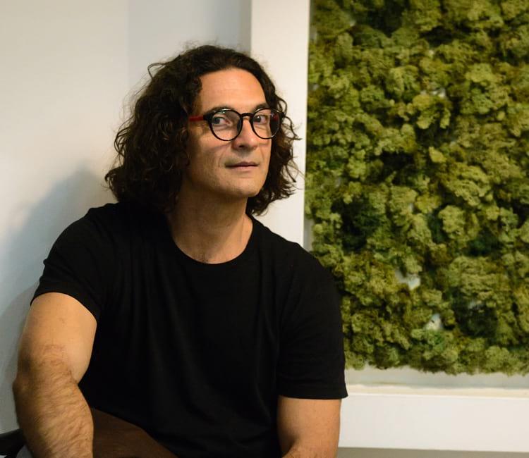 Zoran Paunović instruktor joge