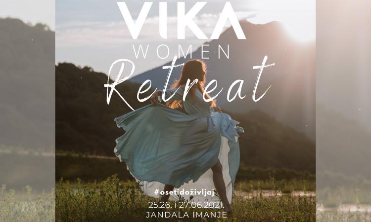 VIKA women retreat i Holistička akademija Maya - Jandala, 25-27. jun 2021.
