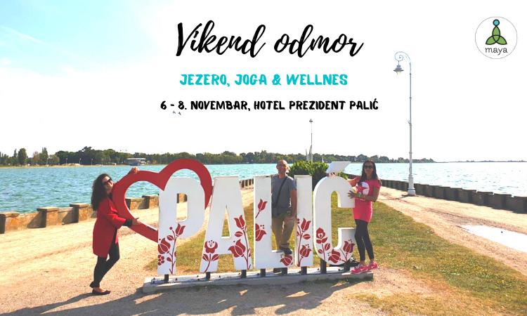 Vikend odmor na Paliću 6 – 8. novembar