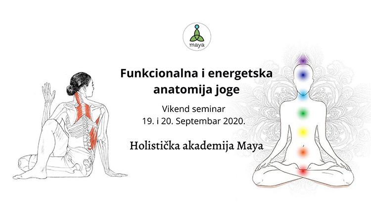 Funkcionalna i energetska anatomija joge